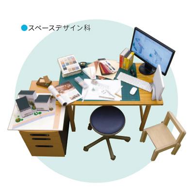 スペースデザイン科作業環境