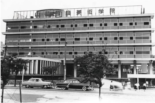 旧校舎写真