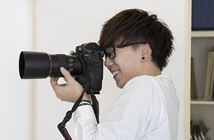 プロカメラマンと撮影体験